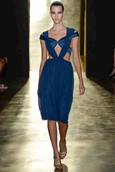 Cushnie et Ochs Spring 2015 Ready-to-Wear - Collection - Gallery - Look 8 - Style.com