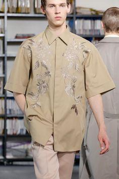 a4b0f1d5590e Dries Van Noten  menswear spring summer 2018 Fashion Brand