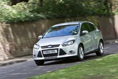 Ford Focus 1.6 TDCi Econetic first drive review