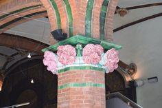 BARCELLONA - Palau de la Musica Foyer particolare
