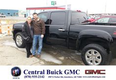 https://flic.kr/p/E3BYj6 | Happy Anniversary to Jarrod on your #GMC #Sierra 1500 from Ronnie Nichols at Central Buick GMC! | deliverymaxx.com/DealerReviews.aspx?DealerCode=GHWO