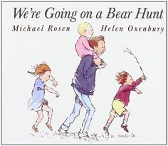 We're Going on a Bear Hunt (Classic Board Books) by Helen... http://amzn.to/2mbxsY9