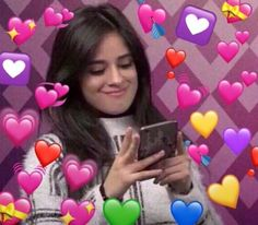 Ideas Memes Apaixonados Famosos For 2019 Fifth Harmony, Cartoon Memes, Funny Memes, Reaction Pictures, Funny Pictures, Memes Amor, Memes Lindos, Heart Meme, Heart Emoji