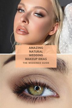 Natural Weddings Makeup Ideas #wedding Best Wedding Makeup, Natural Wedding Makeup, Natural Makeup, Bushy Eyebrows, Natural Eyebrows, Makeup Inspiration, Makeup Ideas, Wedding Decorations, Wedding Ideas
