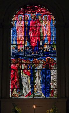 birmingham cathedral stained glass windows - Google Search
