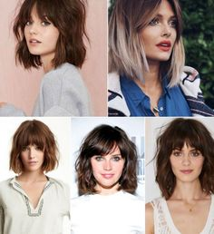 Goodbye long hair, these are the new haircuts that will triumph this 2018 Trend in haircuts 2018 LONG BOB (LOB) Hair color trends photos of the best looks Another good example to advise on the trend of bangs,… Continue Reading → Short Hair With Bangs, Haircuts With Bangs, Messy Hairstyles, Pretty Hairstyles, Short Hair Cuts, Haircut Bangs, 2018 Haircuts, Summer Haircuts, Cut My Hair