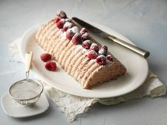 Suklaajäädyke Krispie Treats, Rice Krispies, Cheesecake, Bread, Baking, Desserts, Tailgate Desserts, Deserts, Cheesecakes