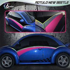 Rotulado New Beetle