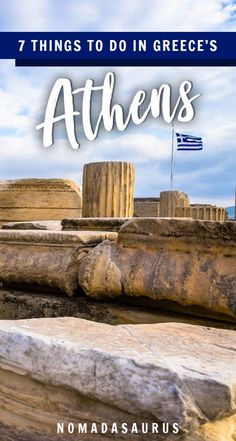 Read here for all the best things to do in Athens, Greece. From the famous Acropolis to the incredible nightlife, here's what not to miss. #athens #greece