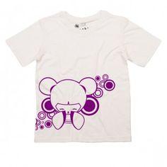 Camiseta para niñas hasta 14 años en algodón 100% orgánico