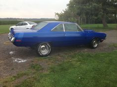 My third car 1972 dodge dart swinger bought used for for Paquin motors used cars