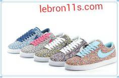 outlet store b57bf 063fd Nike Blazers Womens Nike Blazer Low Flower Print Pack