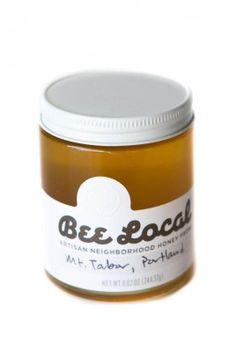 Bee Local Mt. Tabor Honey