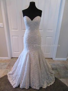 Bonny 8500 size 10 from The Last Minute Bride