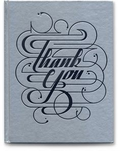 Alex Trochut - Channel 4 Thank You type