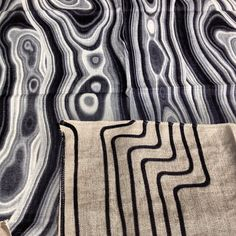 More fabulous fabrics from @DwellStudio & @R_AllenDesign. Photo by @quintessence • Instagram