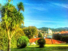 Boa tarde :D Dias de Sol incerto. Decorre calmo o Outono por Arcos de #Valdevez - http://ift.tt/1MZR1pw -