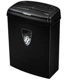 Fellowes Powershred H8C 8Sheet CrossCut Paper and Credit Card Shredder with SafetyLock 4684301 -- Find out more about the great product at the image link. Note: It's an affiliate link to Amazon