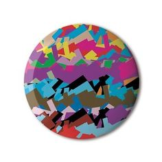 ❤️ #BBOTD Stereohype #button #badge of the day by Kapitza 🎈🐿 — #stbio9 #pattern #patterns #kapitza #rainbow #colourful #waves #shapes #illustration #minimal #graphicdesign #graphicart #fashion #unisex #accessories #accessorize #menstyle #menswear #mensfashion #womenstyle #womensfashion #style #lapel #pin #giftidea • Also available as part of an elegant themed gift box and as Button Badge Motif Prints #stbbmp