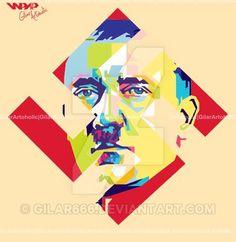 Adolf Hitler by gilar666.deviantart.com on @DeviantArt