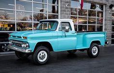 '66 GMC 4x4 | eBay #121250674594