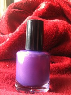 The All Natural Face - Wispy Violet Nail Polish, $7.00 (http://www.theallnaturalface.com/wispy-violet-nail-polish/)