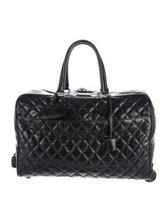 Paris-New York Quilted Trolley