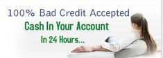 Bad creditors also apply with us! www.paydayloansma