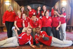 Chestnut Hill College's Finest Ambassadors!  #ChesnutHillCollege #Ambassadors #Admissions  www.chc.edu