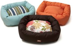 Eco-friendly dog bed!