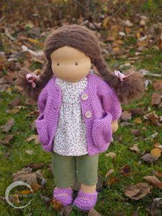 """16"""" Waldorf doll by Waldorfdollshop"""