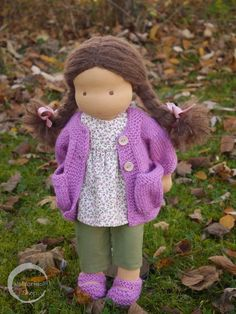 "16"" Waldorf doll by Waldorfdollshop"