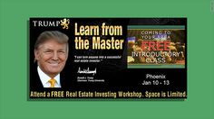 27 May 2016 http://money.cnn.com/2016/05/27/news/trump-university/ ............. •CA Class Action Lawsuit Is Set for Trial ***AFTER*** the Election http://money.cnn.com/2016/05/06/news/donald-trump-university-trial/?iid=EL . •NY AG's Fraud Case Will Go to Trial But No Date Is Set http://money.cnn.com/2016/04/26/news/trump-university/?iid=EL