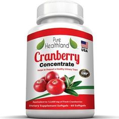 Ranking the best cranberry pills of 2020 - BodyNutrition Cranberry Pills, Cranberry Juice, Cranberry Extract, Bacterial Vaginosis, Urinary Tract Infection, Food Out, Fresh Cranberries, Health And Beauty