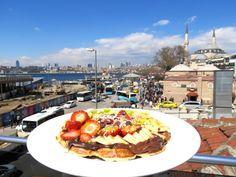 Essen und Trinken in Istanbul – Ein kulinarischer Spaziergang