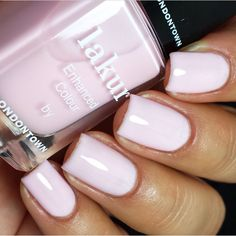 Want a fun summer manicure but think pink nail designs aren't your thing? Pink isn't what you remember from your very first manicure. Rose Nail Design, Pink Nail Designs, Nail Polish Designs, Minimalist Nails, Summer Acrylic Nails, Summer Nails, Spring Nails, French Nails, Love Nails