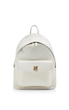 Icon Wrinkle Moto Leather Backpack by Alexander Wang for Preorder on Moda Operandi