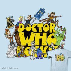 Doctor Who Rocks