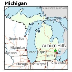 Auburn Hills, located in Southeastern Michigan, is home to the Detroit Pistons, many fun events, and Flame heating and Cooling