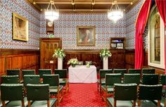 Civil Ceremony in the Jubilee Room