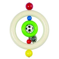 Heimess 763640 - Greifling Fußball: Amazon.de: Baby