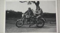 Billy & his bike Billy Fury, Thoughts Of You, My Dad, Vulnerability, Rock And Roll, Old School, How To Look Better, Biker
