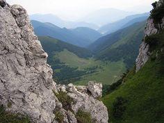 Malá Fatra seen from Rozsutec. Mountains, Nature, Travel, Naturaleza, Viajes, Destinations, Traveling, Trips, Nature Illustration