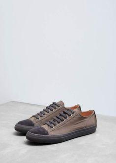 36fa1e5371d Dries Van Noten Suede Low Top Sneaker. RARE Talent · Men s Shoes