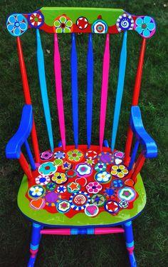 42 upcycling ideen wie man alte st hle dekorieren und for Stuhl design kunstunterricht