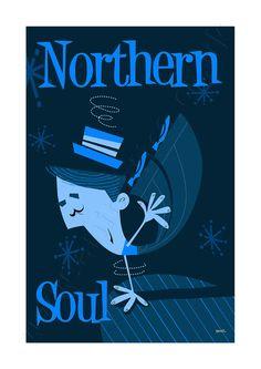Northern Soul Print