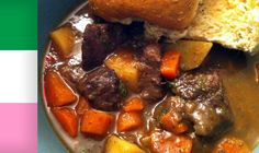Here is Knockout Kitchen's take on a Newfoundland traditional recipe, Newfoundland Moose Stew. A typical moose stew can't be beat! It typically doesn't conta. Cooking Venison Steaks, Venison Recipes, Meat Recipes, Crockpot Recipes, Cooking Recipes, Healthy Recipes, Crockpot Meat, Supper Recipes, Cooking Games