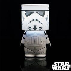 69 Disney Lampe Look Alite Stormtrooper Star Wars