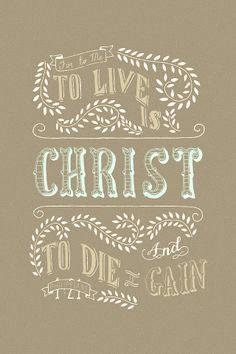 Phill 1:21