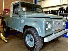 Land Rover Defender, Monster Trucks, Vehicles, Car, Automobile, Landrover Defender, Autos, Vehicle